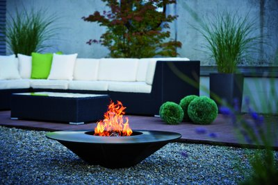 Attika CIRCLE Outdoor-Feuerstelle